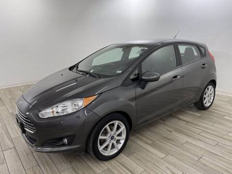 2019 Ford Fiesta for sale at TRAVERS GMT AUTO SALES - Traver GMT Auto Sales West in O Fallon MO