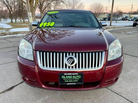 2008 Mercury Sable for sale at Island Auto Express in Grand Island NE
