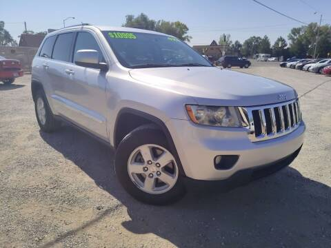 2011 Jeep Grand Cherokee for sale at Canyon View Auto Sales in Cedar City UT