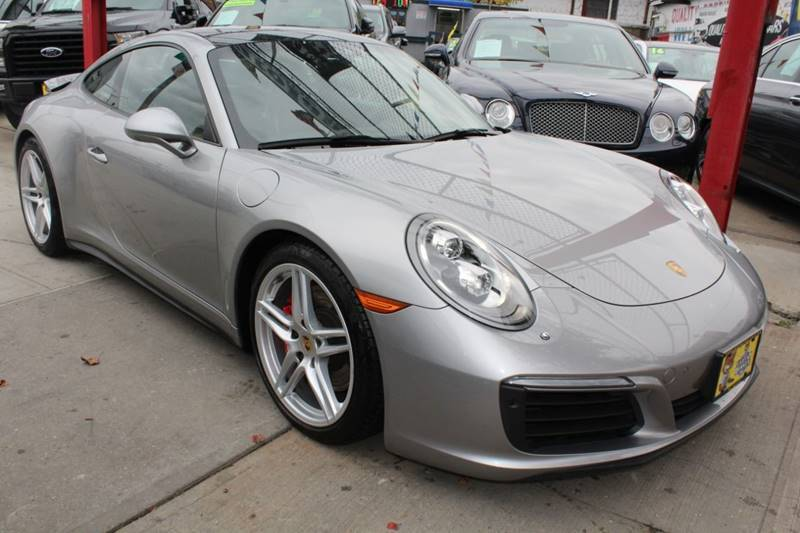 2017 Porsche 911 for sale at LIBERTY AUTOLAND INC in Jamaica NY