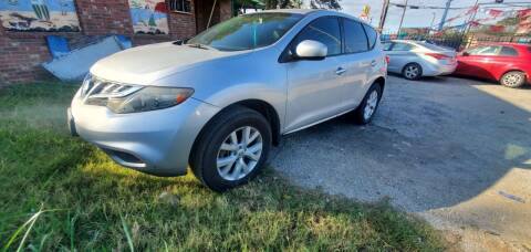 2011 Nissan Murano for sale at C.J. AUTO SALES llc. in San Antonio TX