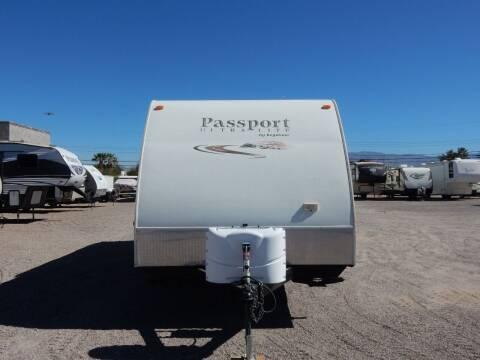 2012 Keystone Passport 245RB for sale at Eastside RV Liquidators in Tucson AZ