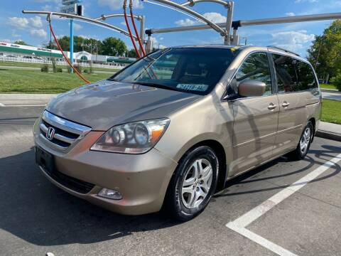 2006 Honda Odyssey for sale at Xtreme Auto Mart LLC in Kansas City MO