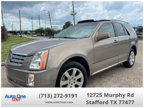 2008 Cadillac SRX for sale at Auto One USA in Stafford TX