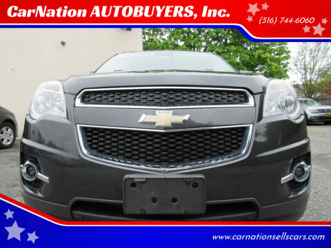2013 Chevrolet Equinox for sale at CarNation AUTOBUYERS Inc. in Rockville Centre NY