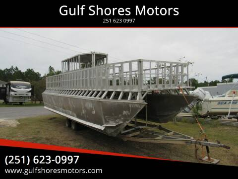 2011 HOMEMADE HOMEADE for sale at Gulf Shores Motors in Gulf Shores AL
