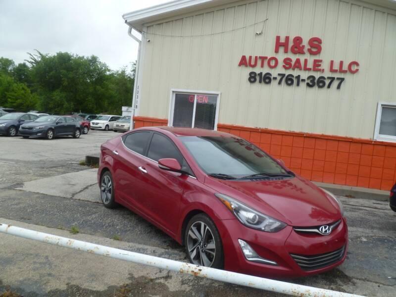 Used 2014 Hyundai Elantra For Sale Carsforsale Com