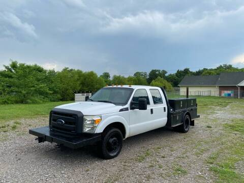 2013 Ford F-350 Super Duty for sale at Tennessee Valley Wholesale Autos LLC in Huntsville AL