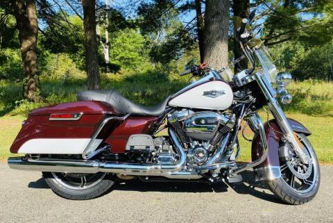 2021 Harley-Davidson® FLHR - Road King® for sale at Street Track n Trail in Conneaut Lake PA