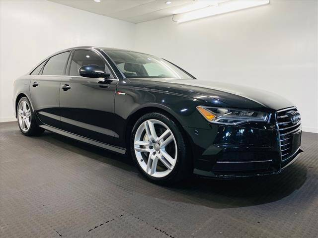 2016 Audi A6 for sale at Champagne Motor Car Company in Willimantic CT