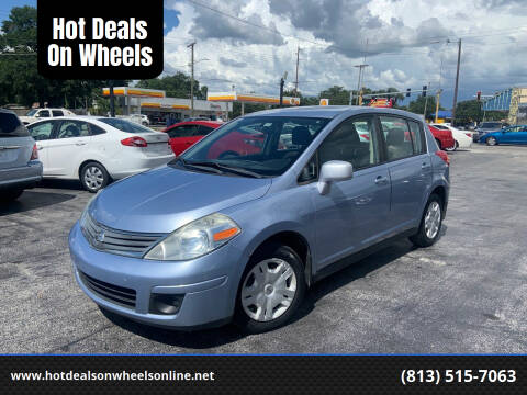 2011 Nissan Versa for sale at Hot Deals On Wheels in Tampa FL