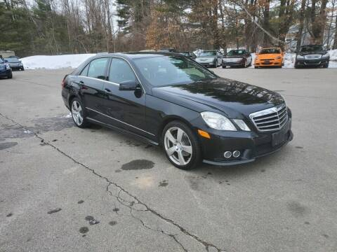 2010 Mercedes-Benz E-Class for sale at Pelham Auto Group in Pelham NH