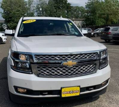 2018 Chevrolet Suburban for sale at Tim Short Auto Mall in Corbin KY