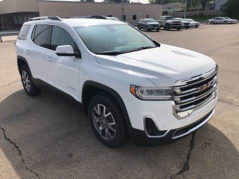 2020 GMC Acadia for sale at ROTMAN MOTOR CO in Maquoketa IA