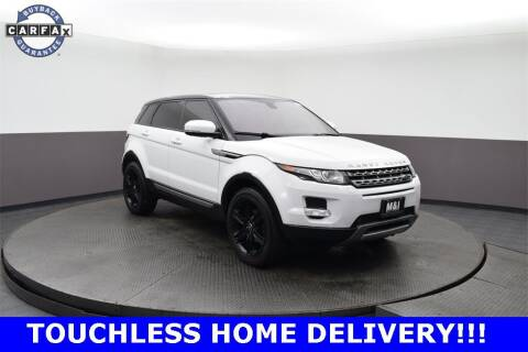 2013 Land Rover Range Rover Evoque for sale at M & I Imports in Highland Park IL