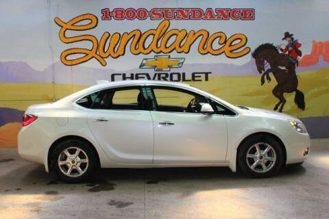 2015 Buick Verano for sale at Sundance Chevrolet in Grand Ledge MI