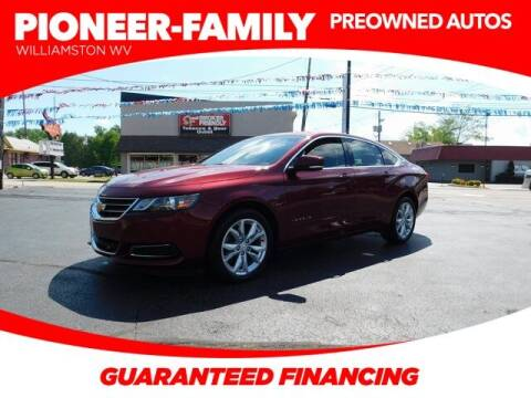 2017 Chevrolet Impala for sale at Pioneer Family preowned autos in Williamstown WV