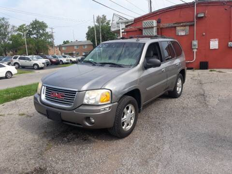 2007 GMC Envoy for sale at Flag Motors in Columbus OH