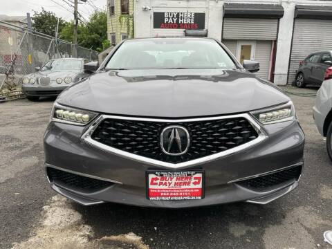 2019 Acura TLX for sale at Buy Here Pay Here Auto Sales in Newark NJ