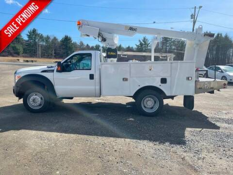 2013 Ford F-450 Super Duty for sale at Upstate Auto Sales Inc. in Pittstown NY