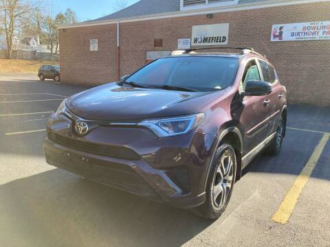 2018 Toyota RAV4 for sale at Drive Deleon in Yonkers NY