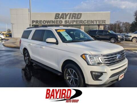 2019 Ford Expedition MAX for sale at Bayird Truck Center in Paragould AR
