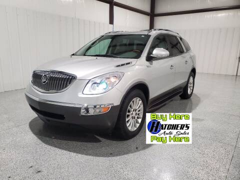 2012 Buick Enclave for sale at Hatcher's Auto Sales, LLC - Buy Here Pay Here in Campbellsville KY