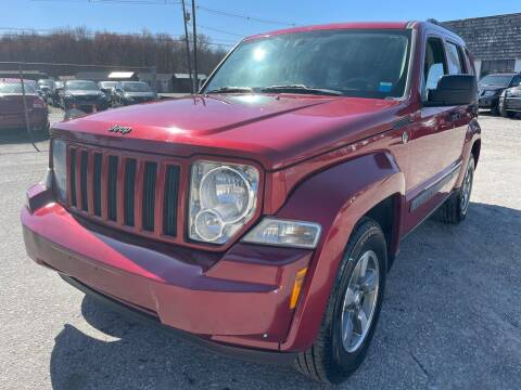 2008 Jeep Liberty for sale at Ron Motor Inc. in Wantage NJ