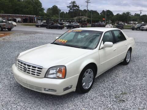 2000 Cadillac DeVille for sale at K & E Auto Sales in Ardmore AL