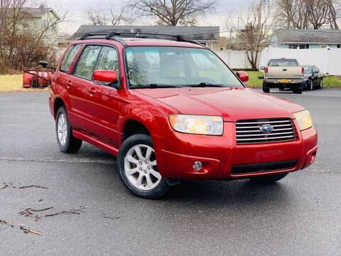 2008 Subaru Forester for sale at Y&H Auto Planet in West Sand Lake NY