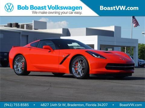 2015 Chevrolet Corvette for sale at Bob Boast Volkswagen in Bradenton FL