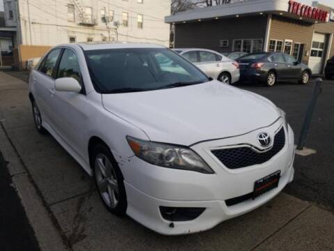 2011 Toyota Camry for sale at GLOBAL MOTOR GROUP in Newark NJ