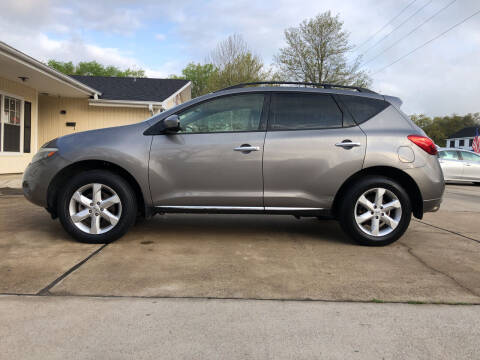 2009 Nissan Murano for sale at H3 Auto Group in Huntsville TX