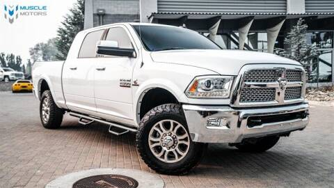 2014 RAM Ram Pickup 2500 for sale at MUSCLE MOTORS AUTO SALES INC in Reno NV
