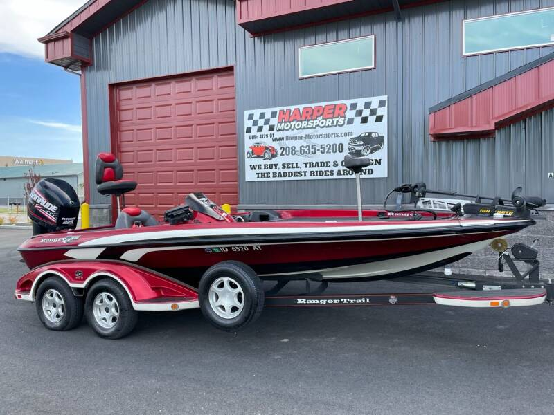 2007 Ranger Comanche for sale at Harper Motorsports-Powersports in Post Falls ID