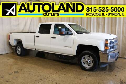 2019 Chevrolet Silverado 2500HD for sale at AutoLand Outlets Inc in Roscoe IL
