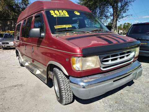 1999 Ford E-Series Cargo for sale at AFFORDABLE AUTO SALES OF STUART in Stuart FL