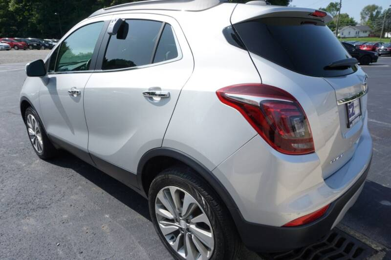 2017 Buick Encore AWD Preferred 4dr Crossover - Mount Vernon OH