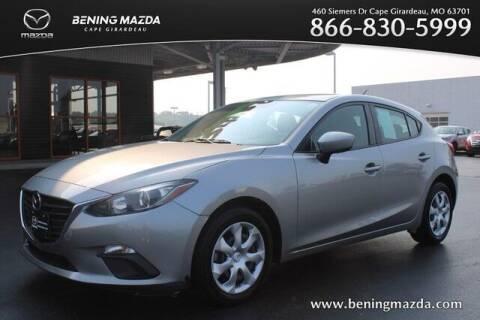 2016 Mazda MAZDA3 for sale at Bening Mazda in Cape Girardeau MO