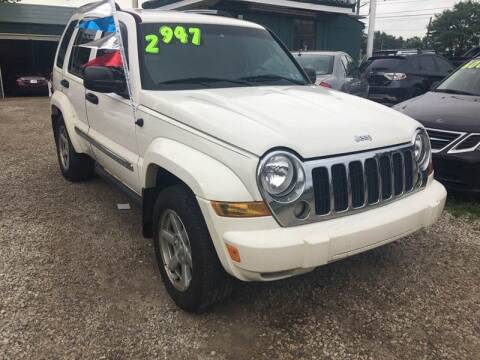 2005 Jeep Liberty for sale at GREENLIGHT AUTO SALES in Akron OH