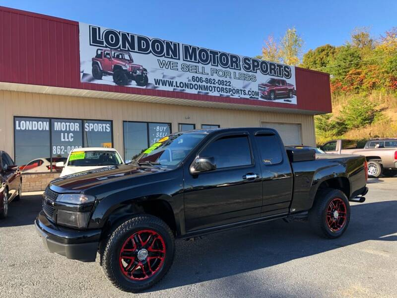 2010 Chevrolet Colorado for sale at London Motor Sports, LLC in London KY