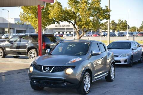 2011 Nissan JUKE for sale at Motor Car Concepts II - Colonial Location in Orlando FL