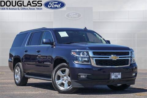 2019 Chevrolet Suburban for sale at Douglass Automotive Group - Douglas Ford in Clifton TX