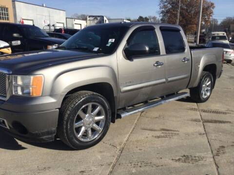 2013 GMC Sierra 1500 for sale at Sanders Auto Sales in Lincoln NE