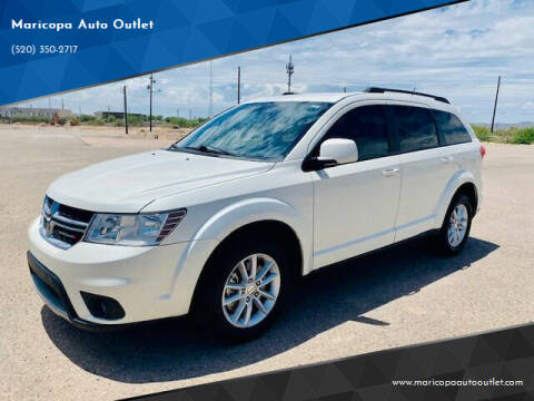 2016 Dodge Journey for sale at Maricopa Auto Outlet in Maricopa AZ