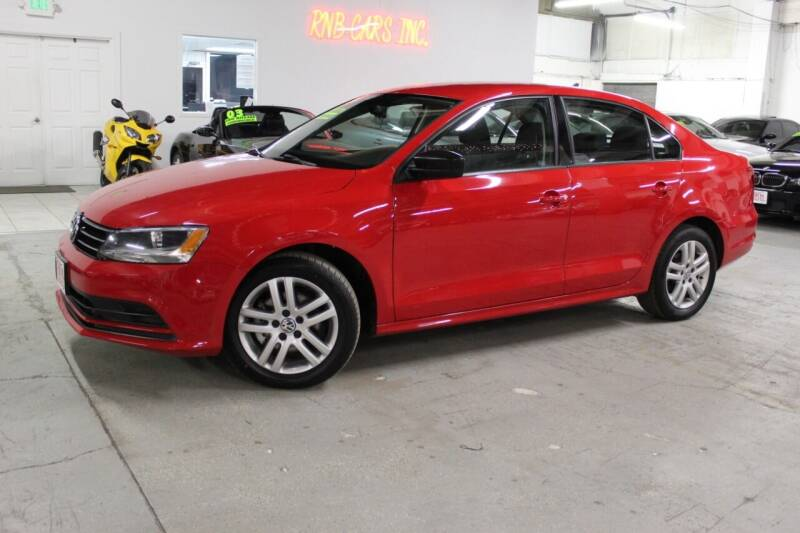 2015 Volkswagen Jetta for sale at R n B Cars Inc. in Denver CO