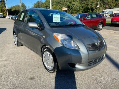 2007 Toyota Yaris for sale at Galaxy Auto Sale in Fuquay Varina NC