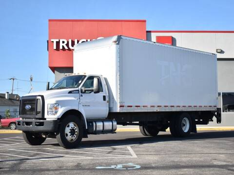 2017 Ford F-650 Super Duty for sale at Trucksmart Isuzu in Morrisville PA