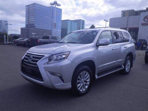 2017 Lexus GX 460 for sale at BEAMAN TOYOTA GMC BUICK in Nashville TN