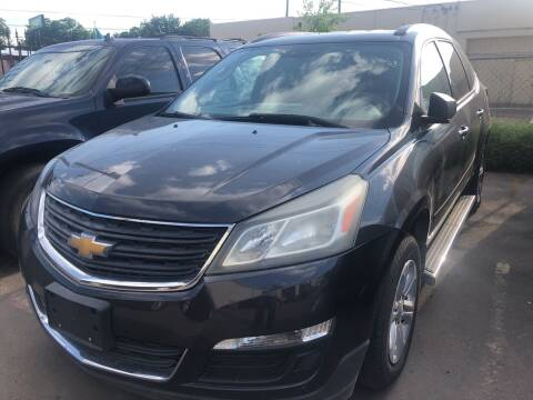 2013 Chevrolet Traverse for sale at Auto Access in Irving TX